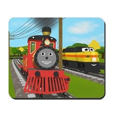 Shawn and Donald Mousepad