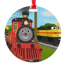 Shawn and Donald Ornament