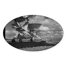 Very Large Array VLA 4-14 Decal