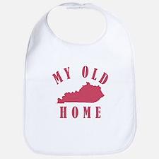 My Old Kentucky Home Baby Bib