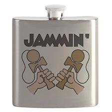 brown Jammin Flask