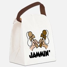 Kendama Jammin Canvas Lunch Bag