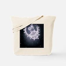 Steam Dreams: Moonlight Tote Bag