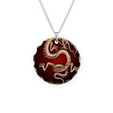 Lucky Chinese Dragon Necklace