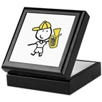 Boy & Baritone Keepsake Box