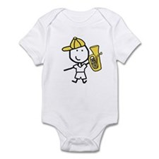 Boy & Baritone Infant Bodysuit