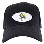 Boy & Baritone Black Cap