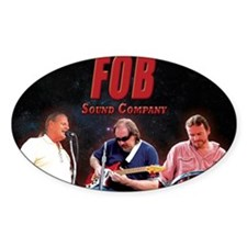 FOB Sound Company mini poster Decal