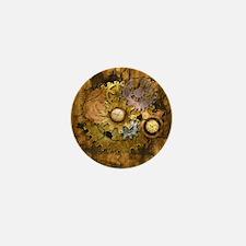 Steam Dreams: Gear Wall Mini Button