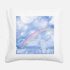 rb_queen_duvet_2 Square Canvas Pillow