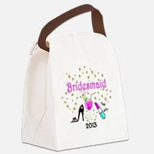 BRIDEMAID Canvas Lunch Bag