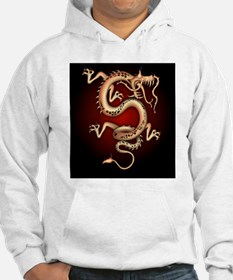 Lucky Chinese Dragon Hoodie
