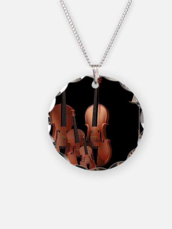 m_puzzle Necklace