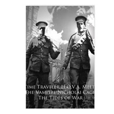 Time Traveler HOVA and Ni Postcards (Package of 8)