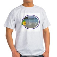 Just Maui'd Beach Logo T-Shirt