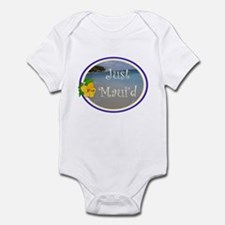 Just Maui'd Beach Logo Infant Bodysuit