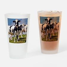Family portrait Drinking Glass