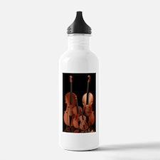 m_kindle_kickstand_cas Water Bottle
