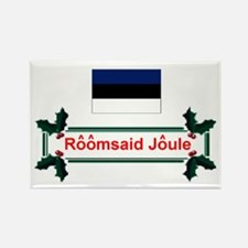 Estonia Roomsaid.. Rectangle Magnet