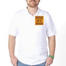 KISS MY ASS! T-Shirt