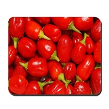 Red peppers Mousepad