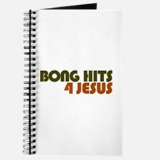 Bong Hits 4 Jesus Journal