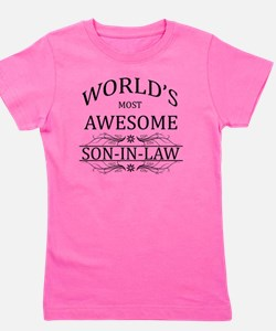 son in law Girl's Tee