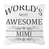 Mimi Woven Pillows