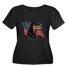 Rottweiler Flag T