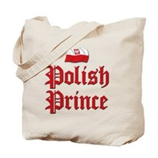 Polish Prince 2 Tote Bag