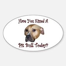 Have You? (Deuce) Oval Decal