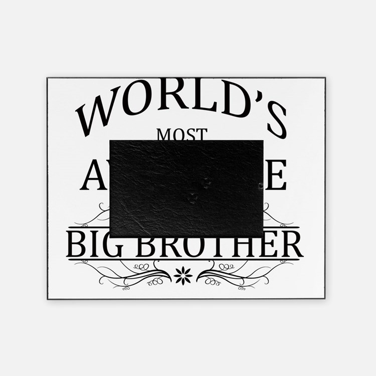 big brother Picture Frame
