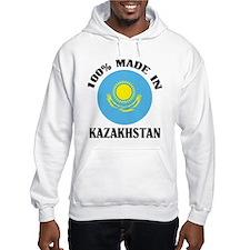 Made In Kazakhstan Hoodie