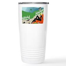 The Gulls Travel Mug