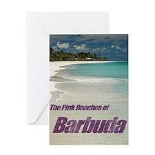 Barbuda Cover Greeting Card
