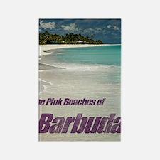 Barbuda Cover Rectangle Magnet