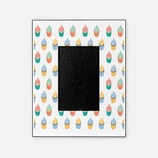 Multi-colored Cupcakes Picture Frame
