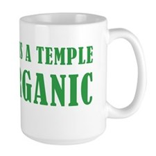 Buy Organic/Temple Mug