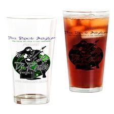 DJ Radar 10 10 Clear Drinking Glass