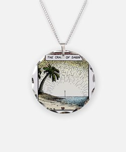 The crack of Dawn Necklace
