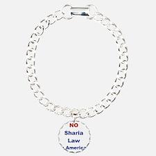 NO SHARIA LAW IN AMERICA Bracelet