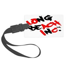 Long Beach Inc. Oval Sticker Luggage Tag