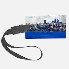 Istanbul_12.2x6.64_BlueMosque_Ha Luggage Tag