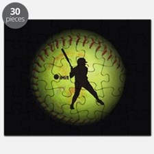 iHit Fastpitch Softball (right handed) Puzzle
