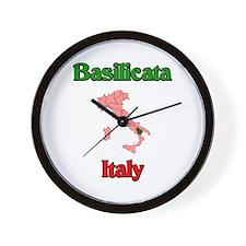 Basilicata Wall Clock