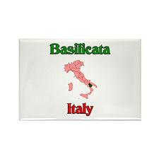 Basilicata Rectangle Magnet