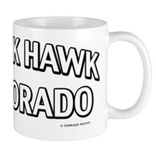 Black Hawk Colorado Mug