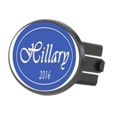 Hillary Clinton 2016 Blue Hitch Cover