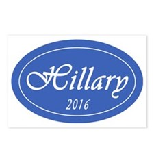 Hillary Clinton 2016 Blue Postcards (Package of 8)