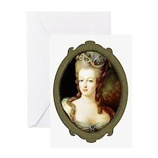 Marie-Antoinette - Greeting Card